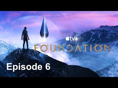 Foundation Apple TV+ Episode 6
