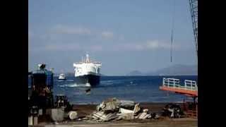 Video Ravenna arrives in ship breaking yard MP3, 3GP, MP4, WEBM, AVI, FLV Juni 2018