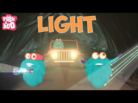 Light | The Dr. Binocs Show | Learn Videos For Kids