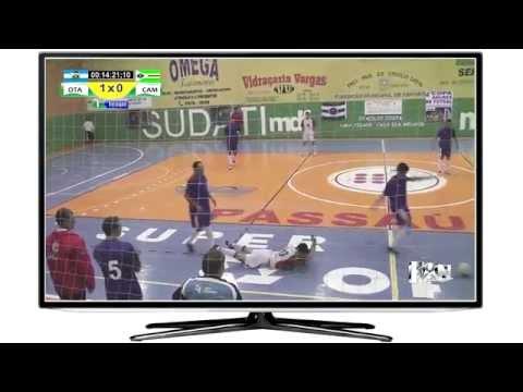 Sexta Rodada - 4º Jogo - Campo Belo do Sul X Otacílio Costa