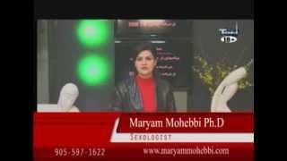 Maryam Mohebbiپوزیشن های مختلف  در سکس