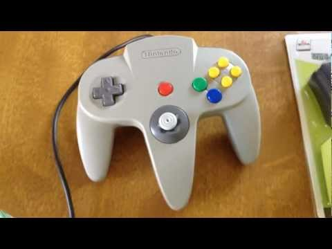 how to n64 controller to usb