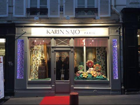 FLOWER POWER – ВЛАСТЬ ЦВЕТОВ | Ткани дизайнера Высокой моды Karin Sajo