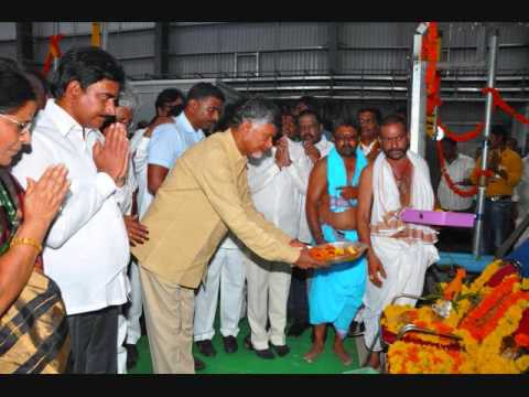 AP CM switched on Pattiseema lift Pumps