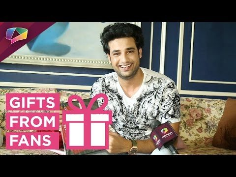 Neeli Chatri Wale Himanshu Soni receives gifts fro