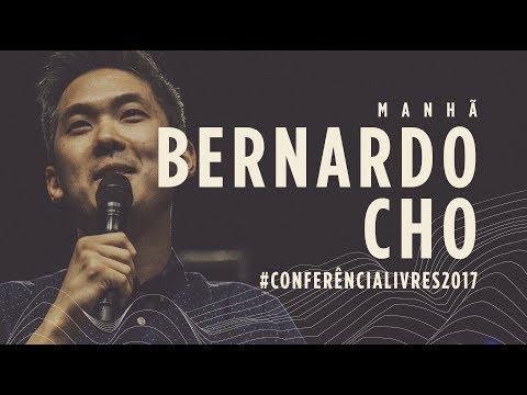 Bernardo Cho - Conferência Livres 2017 - Manhã видео