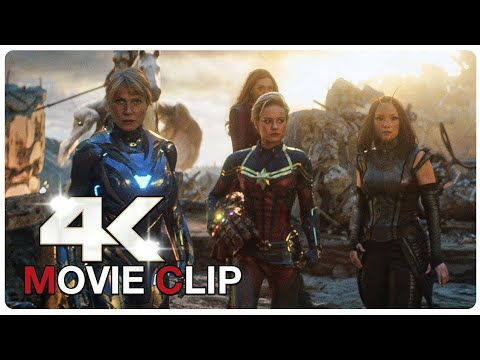 "Avengers: Endgame (2019) - ""A-Force"" 
