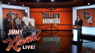 NBA Stars Play College Knowledge