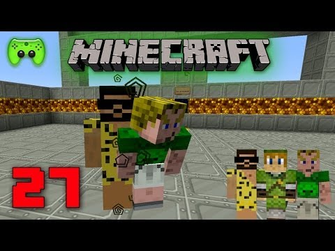 MINECRAFT Adventure-Map # 27 - tPC Parkour 2.0 «» Let's Play Minecraft | HD