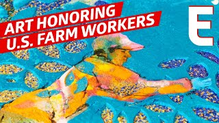 How a Latina Artist Immortalizes the Efforts of Rural Farmworkers – SFA by Eater