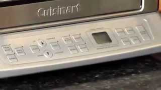 Convection Toaster Oven Demo Video Icon