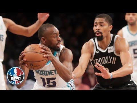 Video: Nets vs. Hornets highlights | NBA on ESPN