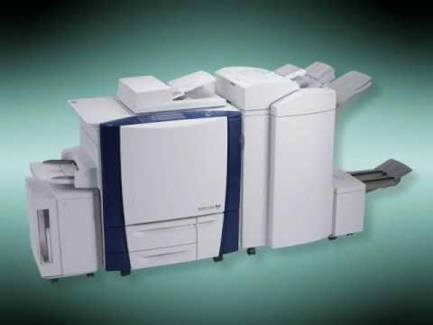 Prezentare video Xerox ColorQube 9201/9202/9203