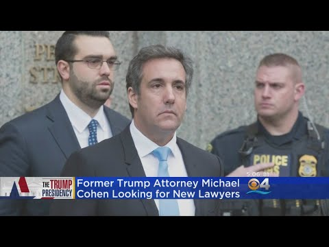 Trump's Personal Attorney Splits With His Own Legal Team