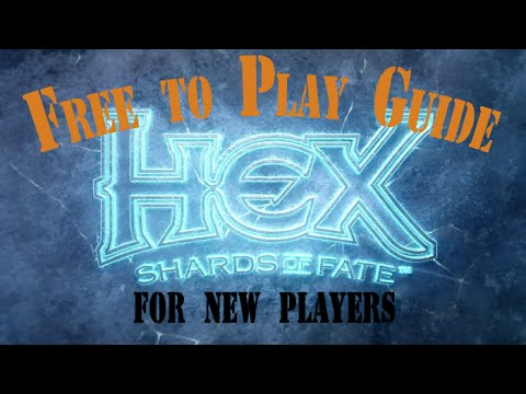 Hex TCG: Free to Play Guide for new players