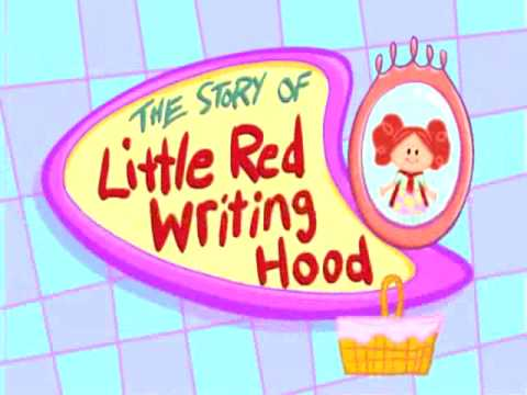Little Red Writing Hood