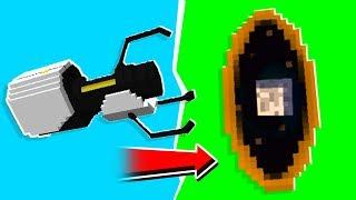 Minecraft - Pranking My Friend With A Blackhole In Crazycraft | JeromeASF
