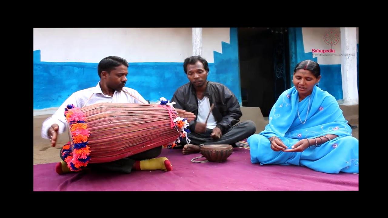 Karma Music of Baiga Adivasis