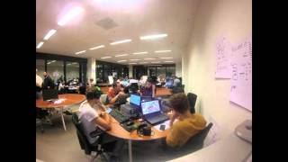 Recept.it timelapse - Health room DutchOpenHackathon 2015