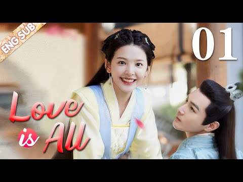 [ENG SUB] Love is All 01 (2020) | My idol fell in love with me