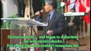 Pastor Abel Moises Garcia NDE- Pastor Goes To Hell And Back.