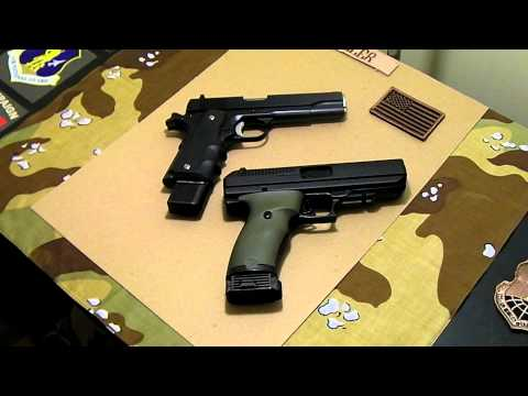firearms - Browse through the many firearms videos on youtube, and you will see this trend yourself.