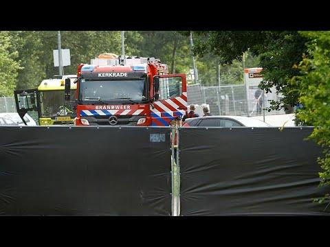Ολλανδία: Συνελήφθη ο οδηγός του βαν που χτύπησε πεζούς και τους εγκατέλειψε…