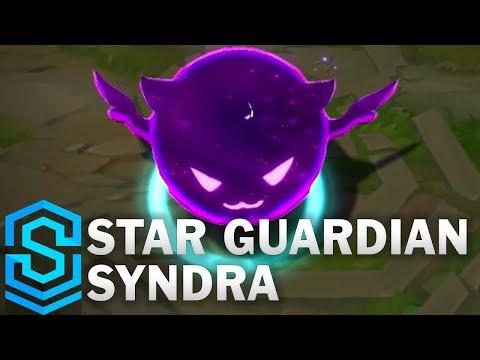 Syndra Vệ Binh Tinh Tú - Star Guardian Syndra
