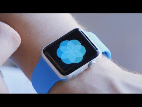 Обзор watchOS 3 beta для Apple Watch