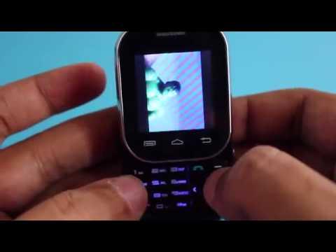 Kenxinda W1 Watch Mobile Dual Sim