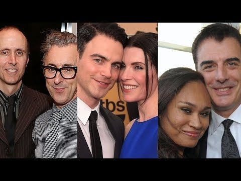 The Good Wife ... and their real life partners