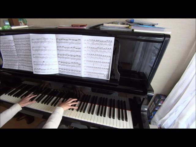 (練習2カ月目)難易度高いショパン「幻想即興曲」を弾いてみた♪