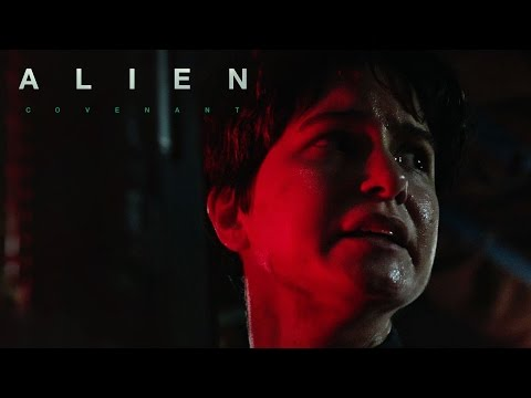Alien: Covenant Viral Video 'She Won't Go Quietly'