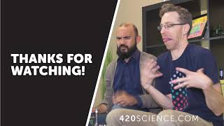 Wake and Bake LIVE! Sesh and chat. Come chill with Gary and Brandon! by 420 Science Club
