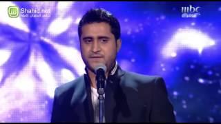 Arab Idol -حلقة نتائج التصويت - مهند المرسومى