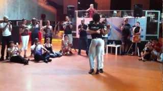Kizomba Isabelle&Félicien, Sensual kizomba *Mika Mendes - Flor Di Vento*