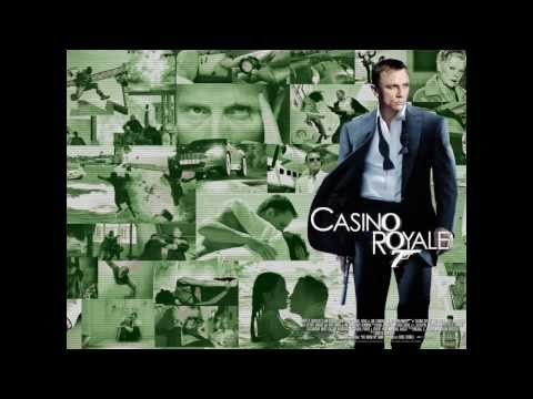 Daniel Craig as James Bond 007 in Ian Fleming´s Casino Royale