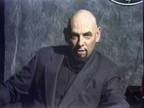 Anton LaVey - Interview from