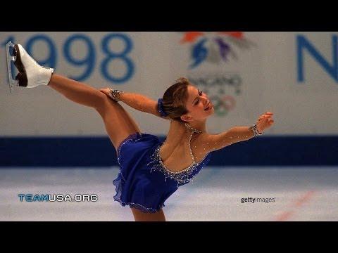 Tara Lipinski   Great Moments In Team USA History