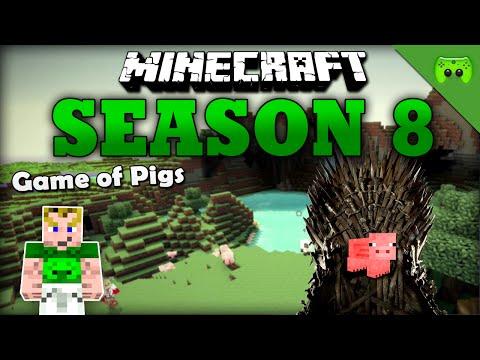 GAME OF PIGS «» Minecraft Season 8 # 3 | HD