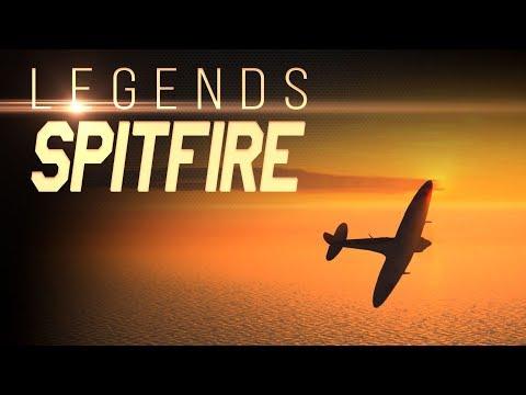 Legends: Spitfire