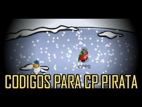 Codigo de Iglus e Móveis nos CP Pirata