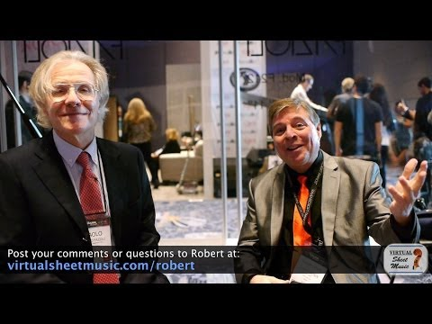 NAMM 2014 - Interview with Paolo Fazioli of Fazioli Pianos