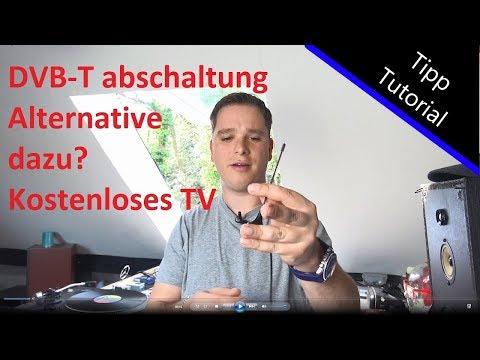 DVB-T und DVB-T2HD kostenlose Alternative Kostenlos T ...