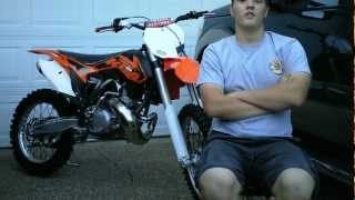 6. Back to the Two Stroke: Part 1 (2013 KTM 250 SX)