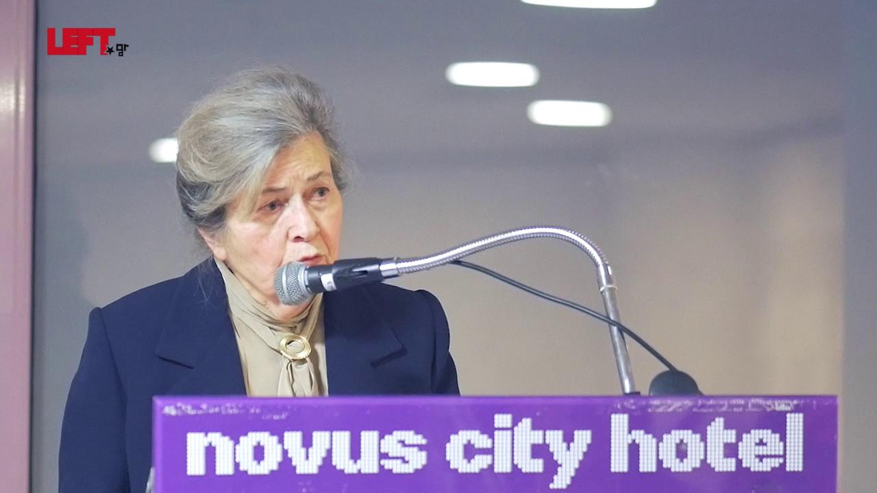 Σούλα Παναρέτου -Νίκη Καλτσόγια