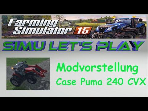 Case Puma 240 CVX Set v2.0 Premium