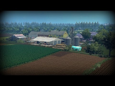 Polish Small Village V2