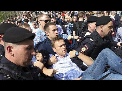 Moscou tente de dissuader les manifestations pro-Navalny