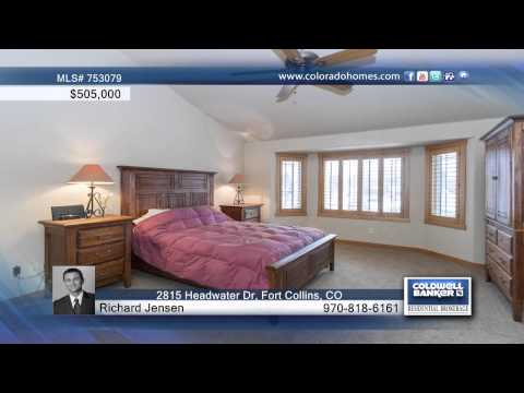 2815 Headwater Dr  Fort Collins, CO Homes for Sale | coloradohomes.com
